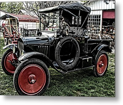 Collectors Dream Metal Print by Kristie  Bonnewell