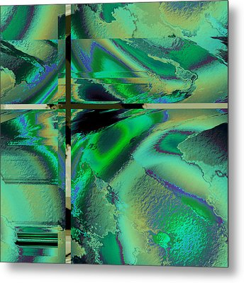 Colour Blitz II Metal Print