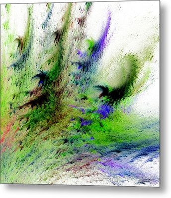 Colours Of Nature Metal Print by Sharon Lisa Clarke