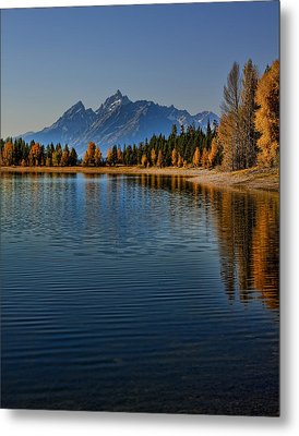 Colter Bay Metal Print