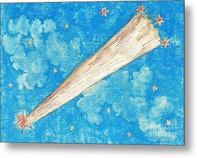Comet Metal Print by Science Source