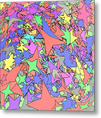 Constellation Metal Print by Gregory Scott