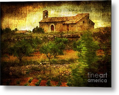 Continuance Metal Print by Andrew Paranavitana