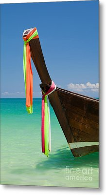Contrasts Of Asia Metal Print by Pete Reynolds