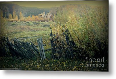Colorado Colors Metal Print