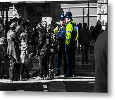Coppers Metal Print by Paul Howarth