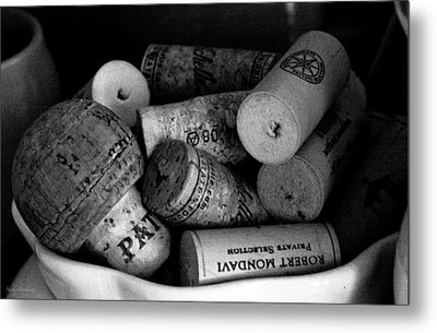 Metal Print featuring the photograph Cork It by Shelly Stallings