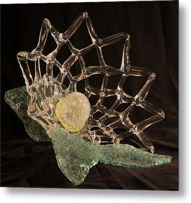 Corsage Metal Print by Ellery Russell