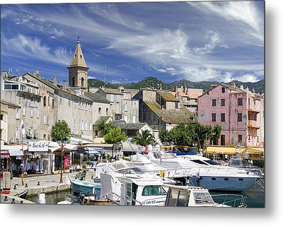 Metal Print featuring the photograph Corsica by Rod Jones