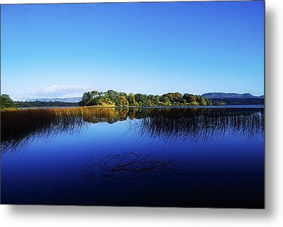 Cottage Island, Lough Gill, Co Sligo Metal Print by The Irish Image Collection
