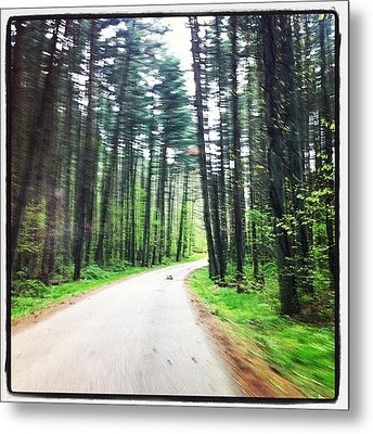 #country Metal Print