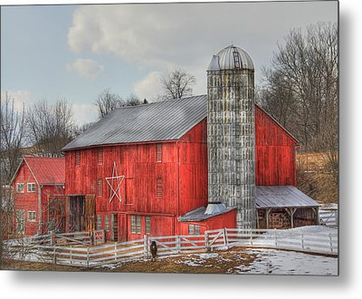 Country Feeling Metal Print