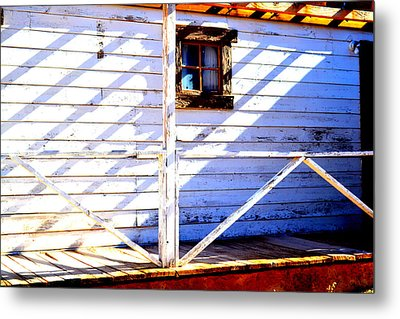 Cross Purposes  Metal Print