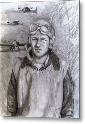 Dad Ww2 Metal Print