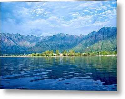 Dal Lake Metal Print by Clicked By Aalok