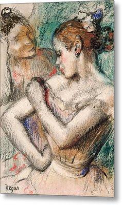 Dancer Metal Print by Edgar Degas