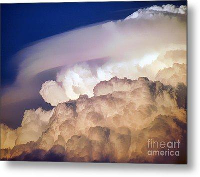 Dark Clouds - 2 Metal Print by Graham Taylor