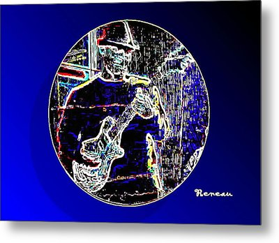 Dark Side Of The Moon Metal Print by Sadie Reneau