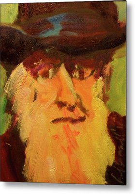 Darwin Metal Print by Les Leffingwell