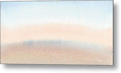 Dawn Across The Isle Of Wight Metal Print by Alan Daysh