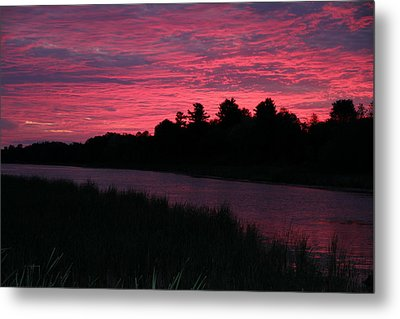 Dawn Glory Metal Print by Richard De Wolfe