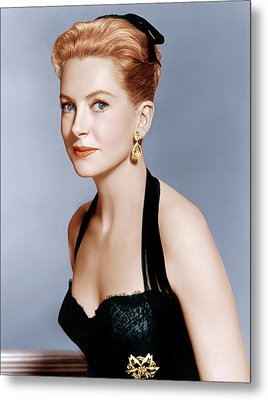 Deborah Kerr, Ca. 1959 Metal Print by Everett