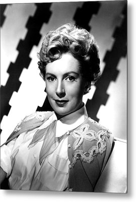 Deborah Kerr, Portrait, Ca. 1950s Metal Print by Everett