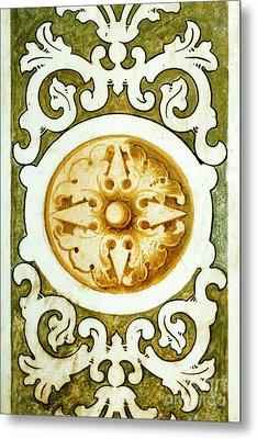Decorative Art Metal Print by Gaspar Avila