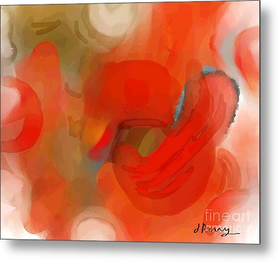 Delayed Metal Print by D Perry
