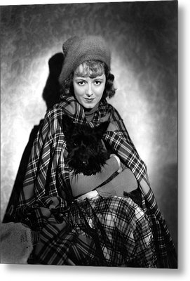 Delicious, Janet Gaynor, 1931 Metal Print by Everett