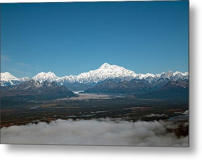 Metal Print featuring the photograph Denali Park by Gary Rose