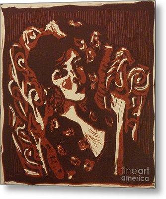 Der Lugner Metal Print by Preston -