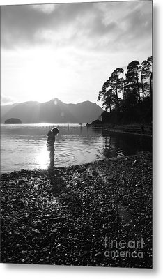 Derwent Metal Print by Linsey Williams