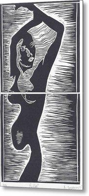 Desire Metal Print by Branko Jovanovic