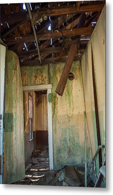 Metal Print featuring the photograph Deterioration by Fran Riley