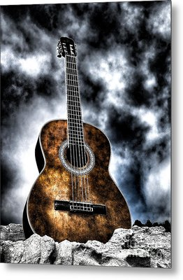 Metal Print featuring the photograph Devils Acoustic by Jason Abando