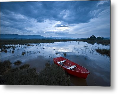 Discover The Colors In Your Life Metal Print by Ng Hock How