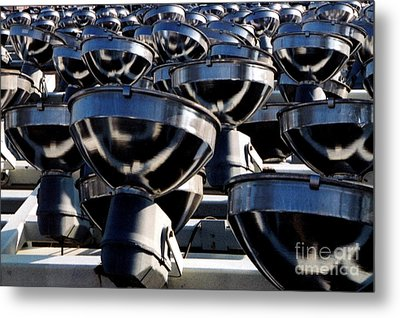 Dismantled Metal Print by Susan Stevenson
