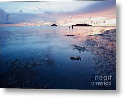 Distant Islands  Metal Print by Gary Bridger