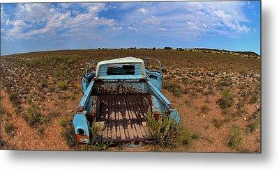 Dodge Truck Forever Metal Print by Jaco Kriek