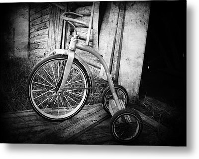 Dormant Child  Metal Print by Empty Wall