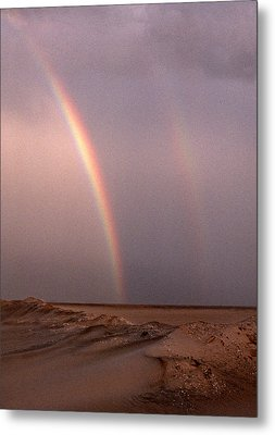 Double Metal Print by Skip Willits