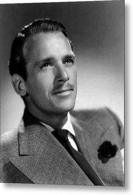 Douglas Fairbanks, Jr., 1939 Metal Print by Everett
