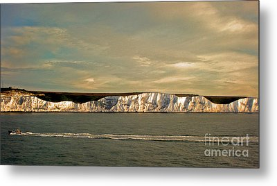 Dover Metal Print by Linsey Williams