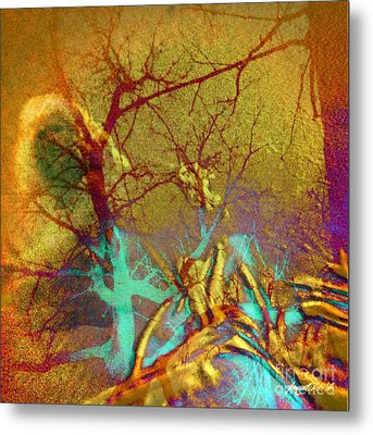 Dream Something Real Metal Print