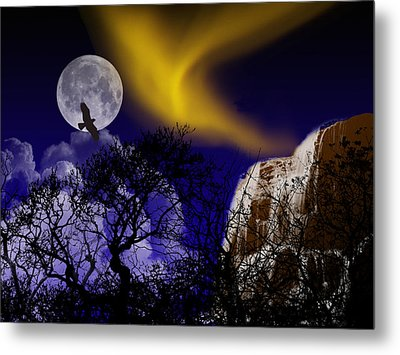 Dreamscape 1 Metal Print by Bruce Ritchie