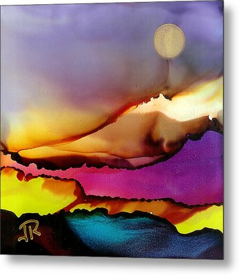 Dreamscape No. 12 Metal Print