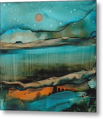 Dreamscape No. 186 Metal Print