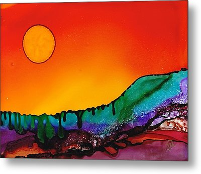Dreamscape No. 69 Metal Print