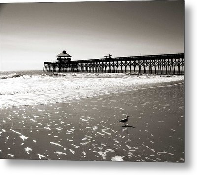 Dreamy Coast Metal Print by Zarija Pavikevik